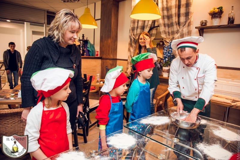 Итальянские десерты с фото